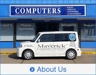 About Maverick Computer Services